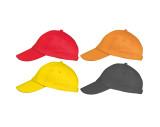 AZO-freie 5 Panel Baumwoll-Baseball-Cap