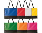 Non Woven Einkaufstasche 2-farbig